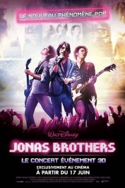 background picture for movie Jonas Brothers : le concert évènement en 3D