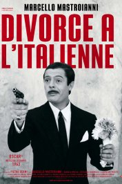 background picture for movie Divorce à l'italienne