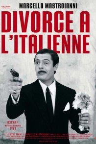 Affiche du film : Divorce à l'italienne