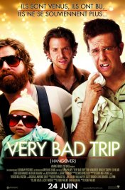 Affiche du film : Very bad trip