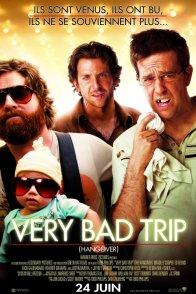 Affiche du film : Very bad trip