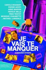 background picture for movie Je vais te manquer