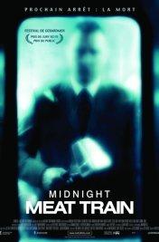 Affiche du film : Midnight meat train
