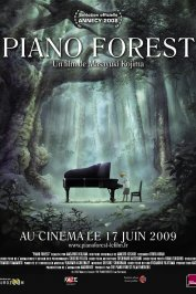background picture for movie Piano Forest