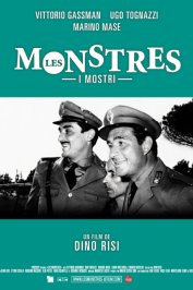 background picture for movie Les monstres