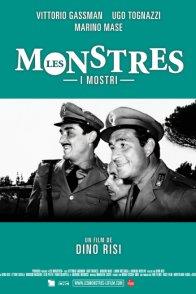 Affiche du film : Les monstres