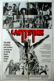 background picture for movie Wattstax