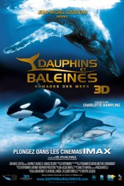 background picture for movie Dauphins et Baleines 3D, nomades des Mers