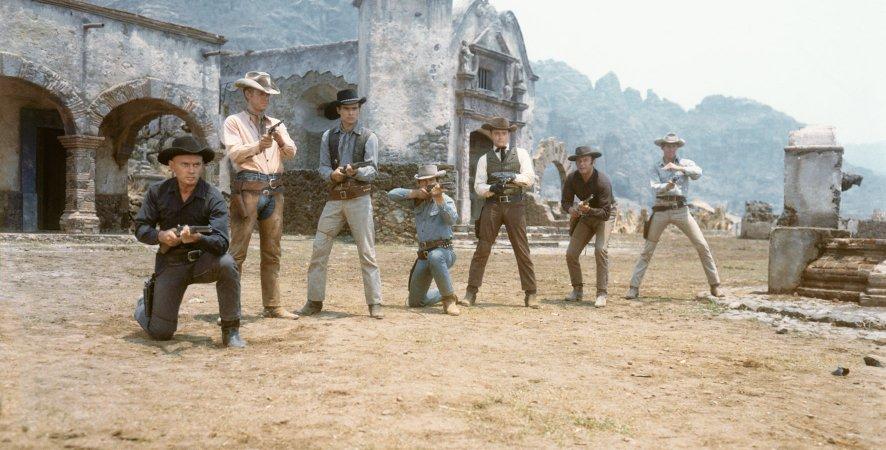 Photo du film : Les sept mercenaires