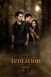 background picture for movie Twilight, chapitre 2 : Tentation