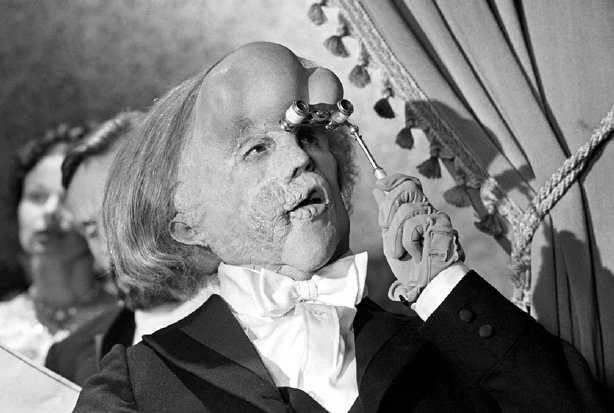 Photo du film : Elephant man