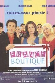Affiche du film France boutique