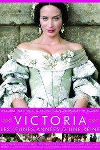 Affiche du film : Victoria : Les jeunes années d'une reine