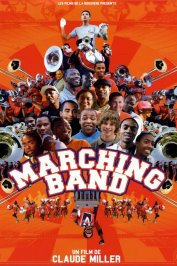 background picture for movie Marching band