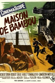 background picture for movie La Maison de bambou