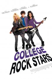 background picture for movie College Rock Stars