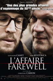 Affiche du film L'affaire Farewell