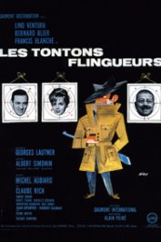 background picture for movie Les tontons flingueurs