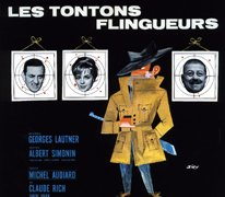 Photo du film Les tontons flingueurs
