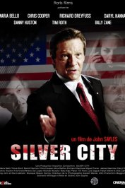 background picture for movie Silver City
