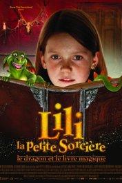background picture for movie Lili la petite sorcière, le dragon et le livre magique