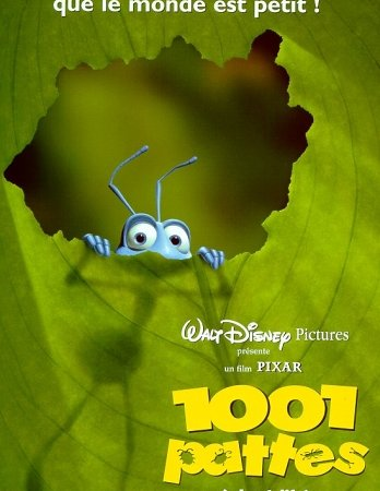 Photo du film : 1001 pattes
