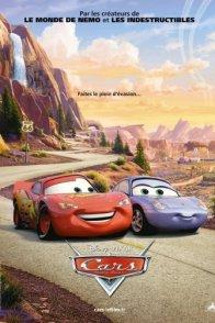 Affiche du film : Cars - Quatre roues