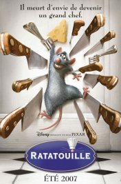 Affiche du film : Ratatouille