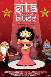 background picture for movie Sita chante le blues