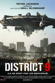 background picture for movie District 9