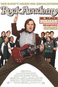 Affiche du film : Rock academy
