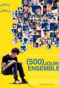 Affiche du film : 500 jours ensemble