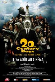 background picture for movie 20th Century Boys - Chapitre 2 : Le dernier espoir