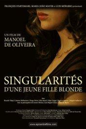 background picture for movie Singularités d'une jeune fille blonde