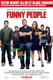 background picture for movie Funny people