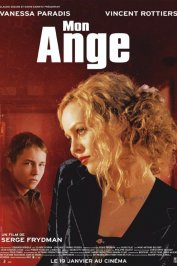 background picture for movie Mon ange