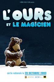 background picture for movie L'Ours et le magicien