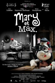background picture for movie Mary et Max