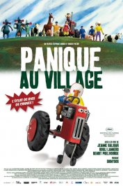 background picture for movie Panique au village
