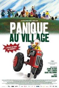 Affiche du film : Panique au village