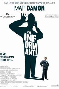 Affiche du film : The Informant !