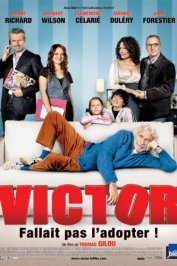 background picture for movie Victor