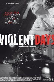 background picture for movie Violent days