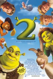 background picture for movie Shrek 2
