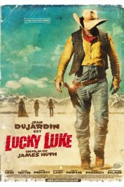 background picture for movie Lucky Luke