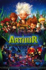 background picture for movie Arthur et la vengeance de Maltazard