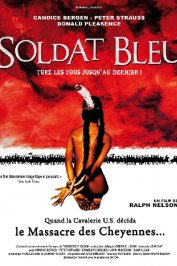 background picture for movie Soldat bleu