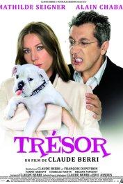 background picture for movie Trésor