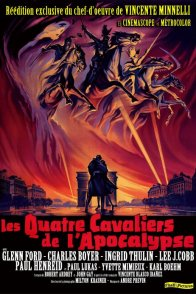 Affiche du film : Les Quatre Cavaliers de l'Apocalypse