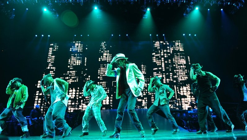 Photo dernier film Michael Jackson